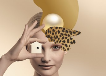 salon design maison objets