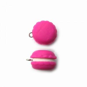 Mini macaron rose
