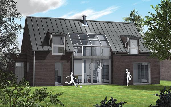 La maison bioclimatique meilleur confort meilleures conomies style et de - La maison bioclimatique ...