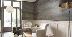 Salon à la décoration moderne