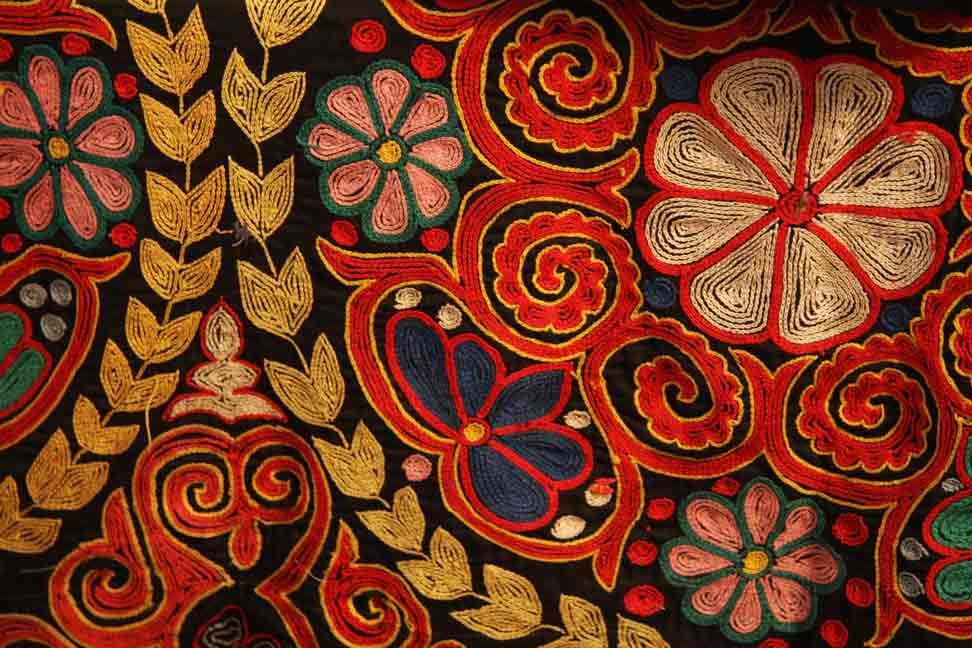 Parfaire sa d co avec une petite touche l indienne for Decoration murale indienne