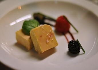 foie gras maison décongelé