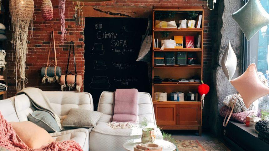 style cocooning maison